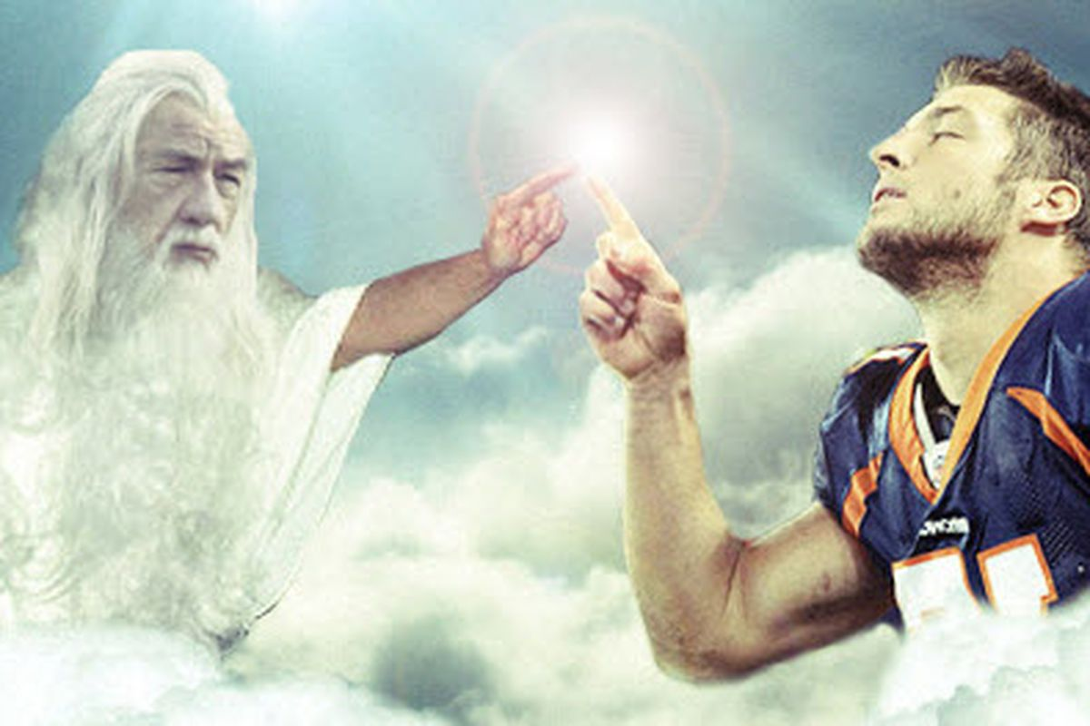 Tebow and God