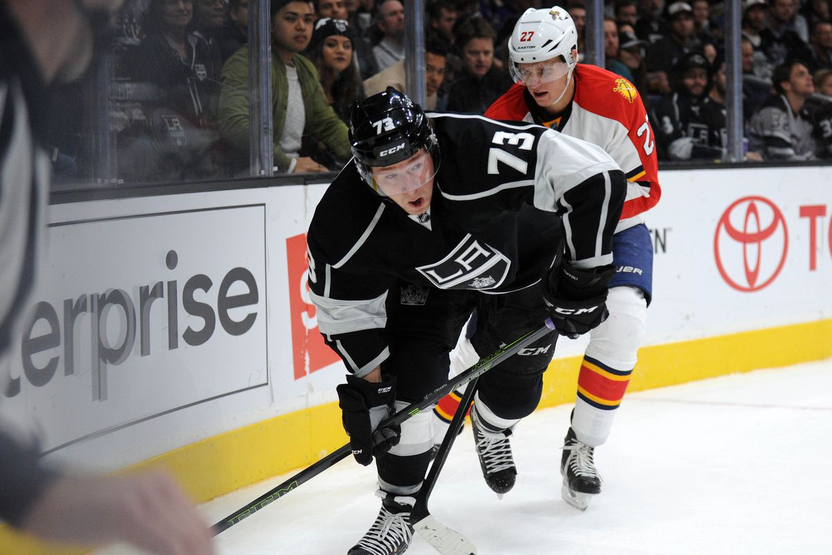 Bjugstad appears to be checking Toffoli's prostate