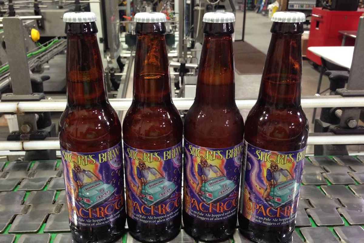 Short's Brewing will likely be featured at Farmington Hills' Craft Breww City.