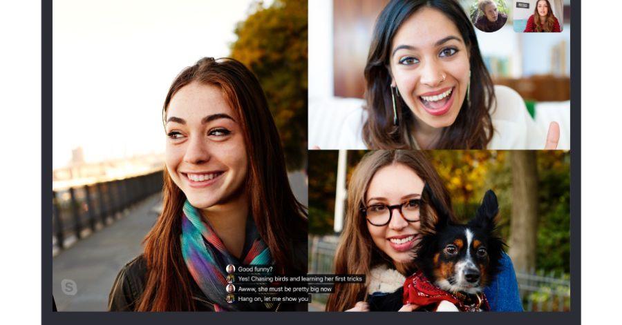 QnA VBage Skype will soon live-caption video calls