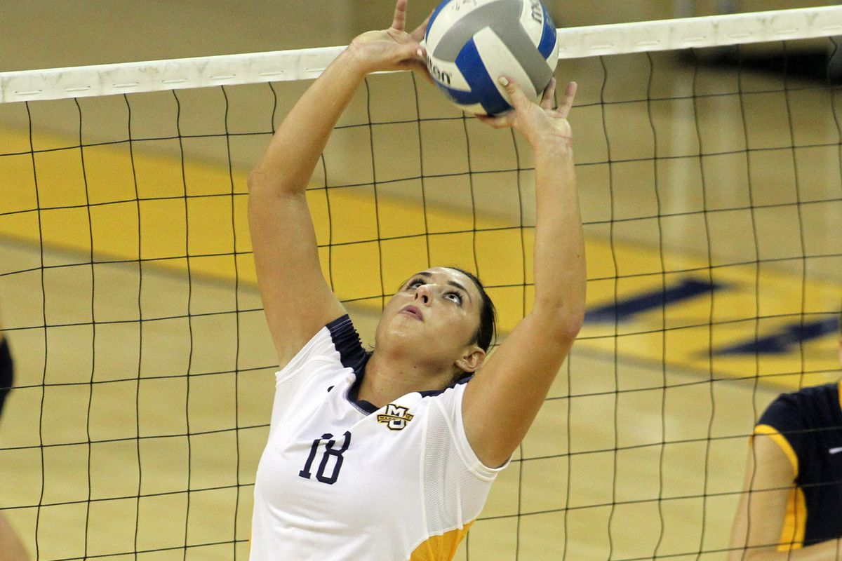 Gabby Benda appears to have solidified her spot in the starting lineup for the Golden Eagles.