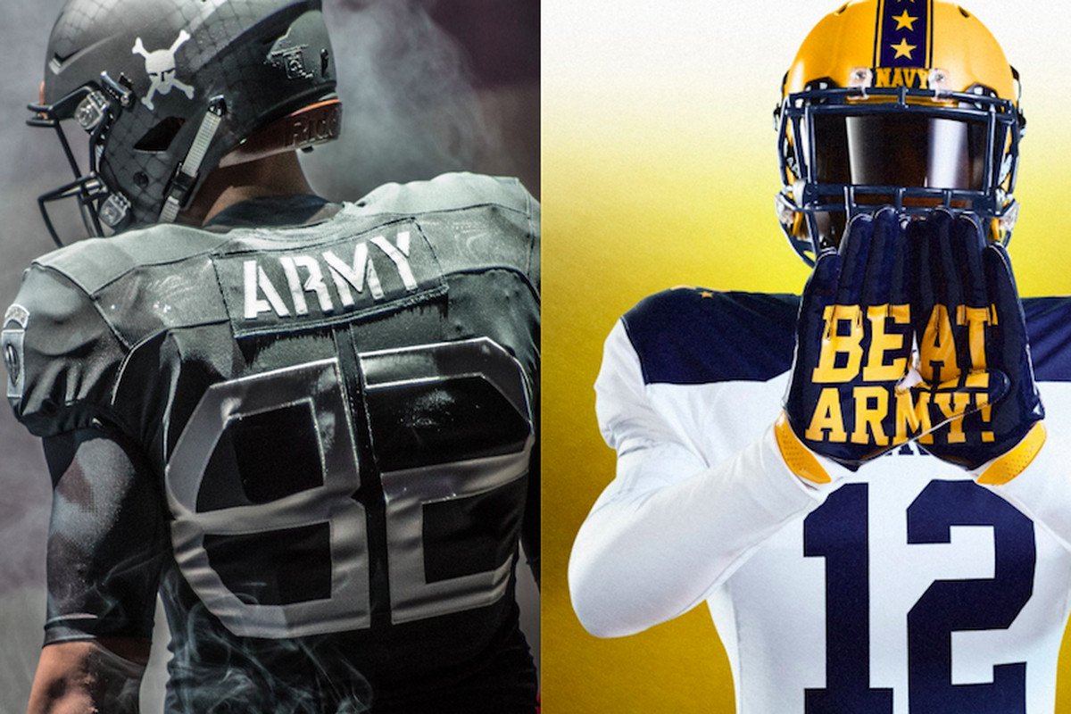 0ece964df Army-Navy has awesome new uniforms every year, and 2016 is no exception