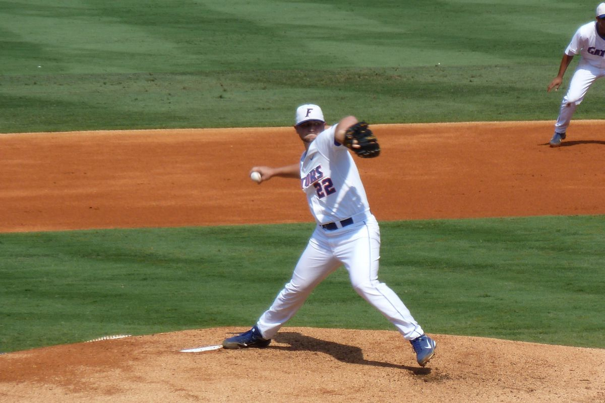Karsten Whitson isn't nearly at his best, but the Gators are nearing theirs. (PodKATT of ATVS)
