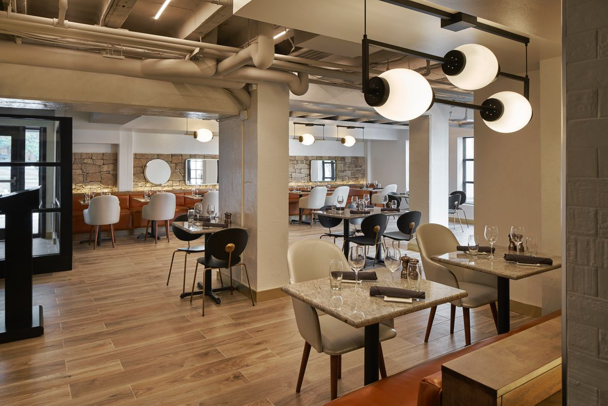 Notti 824 is one piece of Westmont Hospitality Group's top-to-bottom  renovation of the former University Inn hotel. Greg Powers/Greg Powers  Photography ...