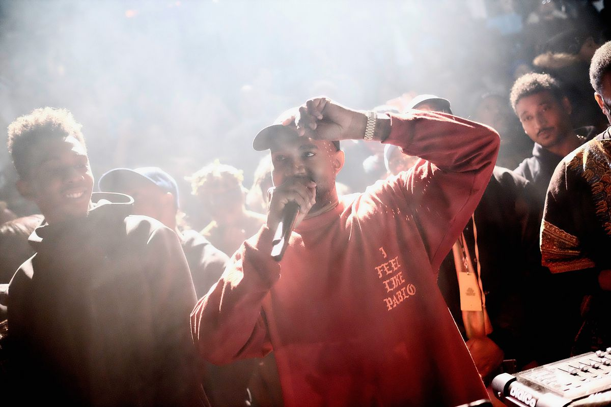 Kanye West's new album The Life of Pablo is available to stream