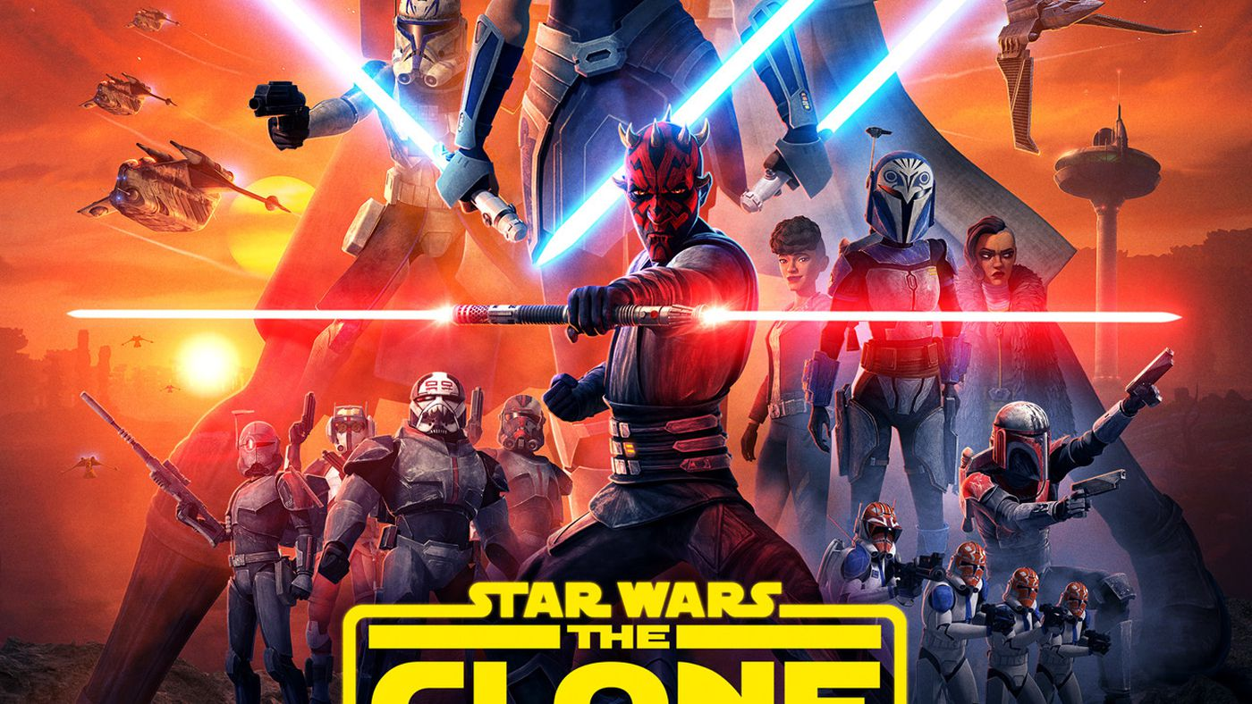 Star Wars The Clone Wars Here S When It Drops On Disney Deseret News