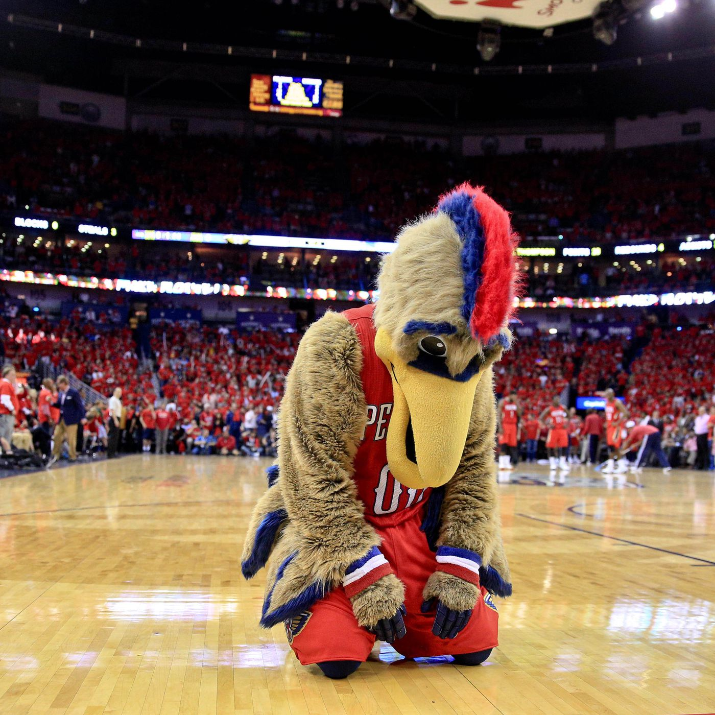New Orleans Pelicans Lack Team Identity As Fans Start To