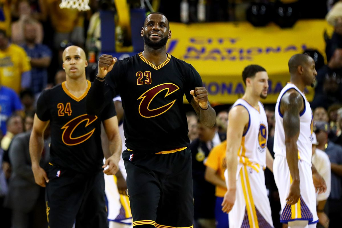 Celebrate the Cavaliers  NBA championship victory with the latest jerseys db14509d3