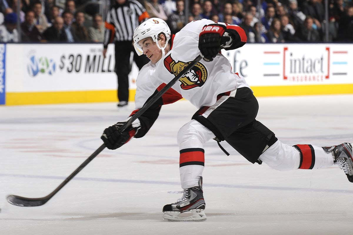 Kyle Turris had a pretty good game, if you ask anyone.