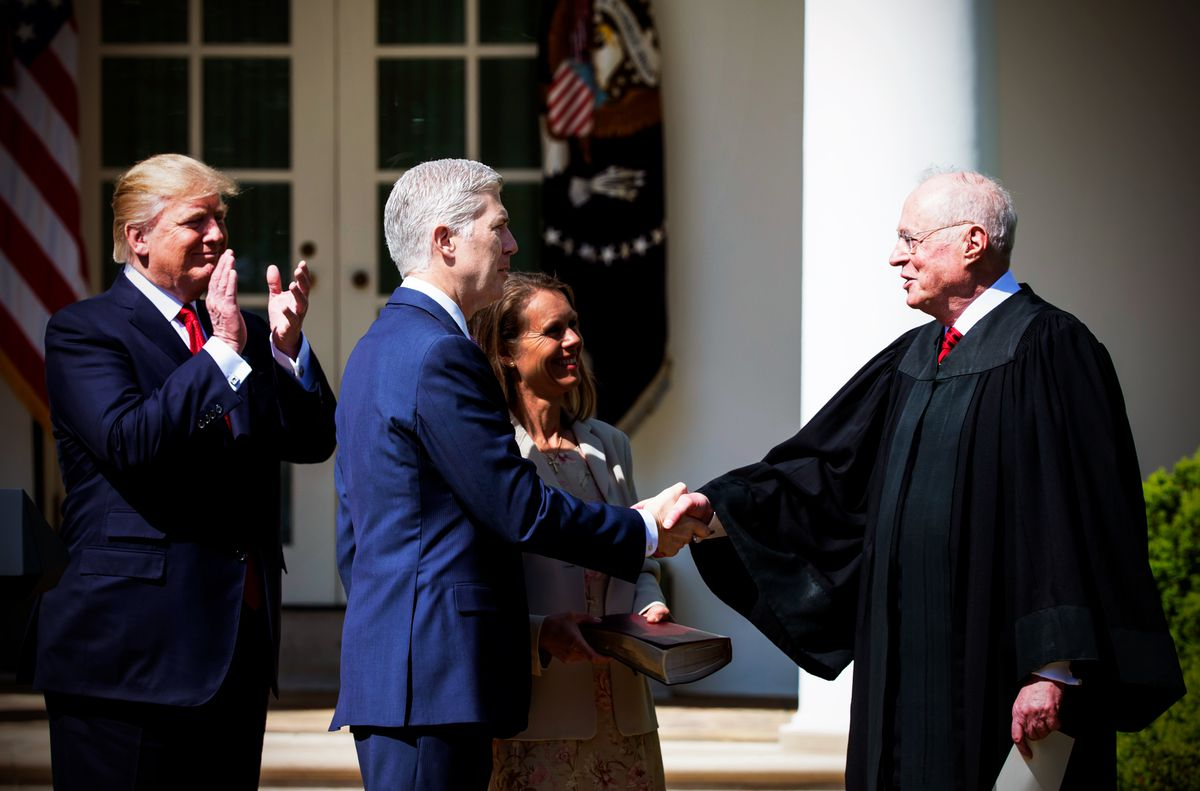 Anthony Kennedy is retiring  Here's how Trump could change the