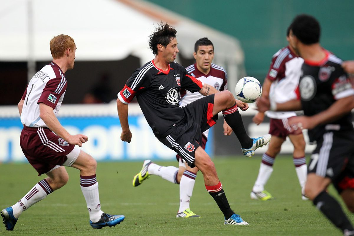 Branko Boskovic is finally playing to his potential. But is it too late for the most polarizing player on the D.C. United roster?