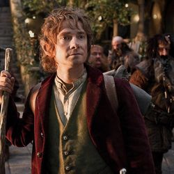 """""""THE HOBBIT: AN UNEXPECTED JOURNEY,"""" a Warner Bros. Pictures release."""