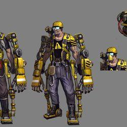 Hyperion engineer