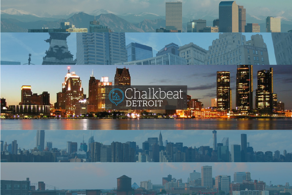 Chalkbeat is proud to announce we're now in Detroit — our fifth location!