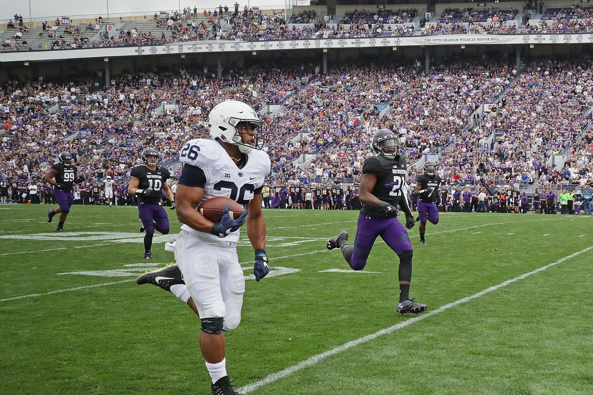 Penn State v Northwestern