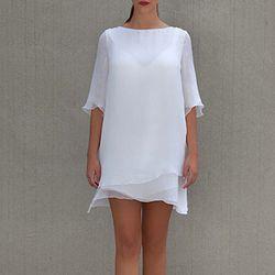 """<b>Heather Lawton</b> Bally Dress, <a href=""""http://www.HeatherLawton.com"""">$250</a> at Odd"""