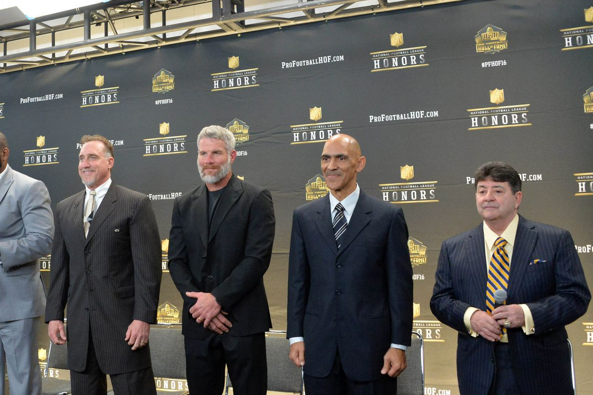 NFL: Super Bowl 50-Hall of Fame Class of 2016 Press Conference