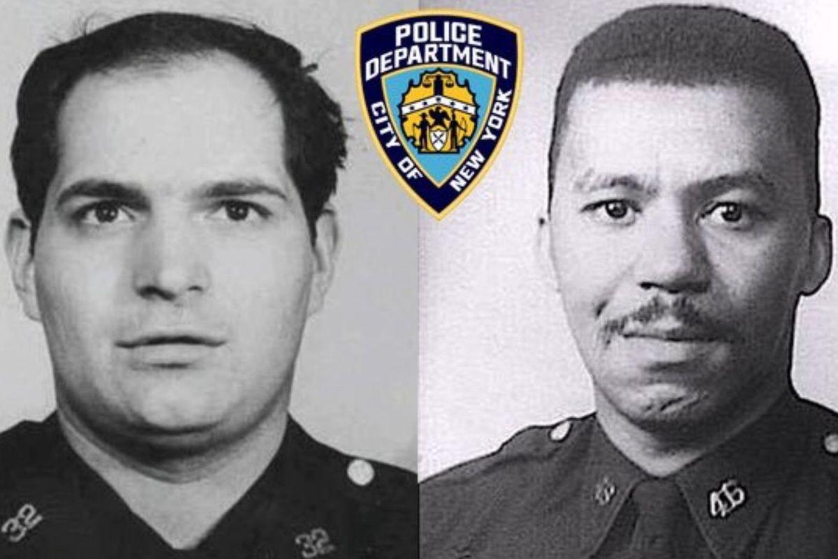 Joseph Piagentini and Waverly Jones