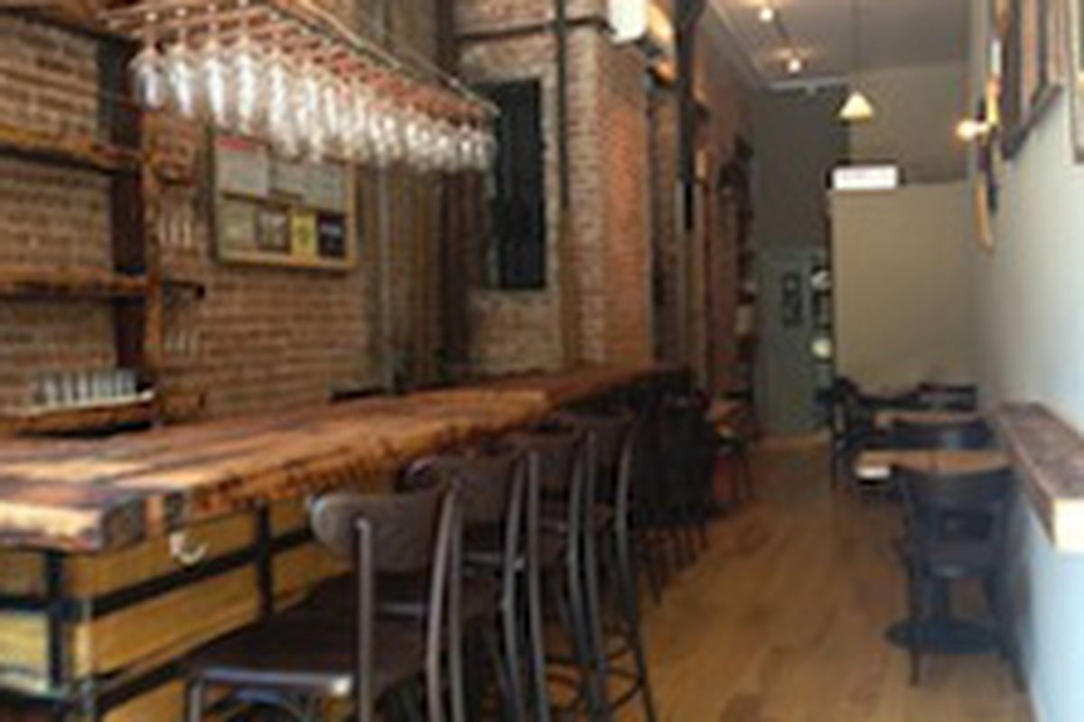 1 hells kitchen the latest wine bar to open in hells kitchen is kilo which zagat reports is now open open nightly at 430 p m the kitchen stays open