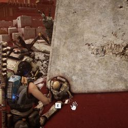 <em>Gears 5</em> Act 3 – Chapter 3 collectible 4 // UIR tag: fallen loyalist