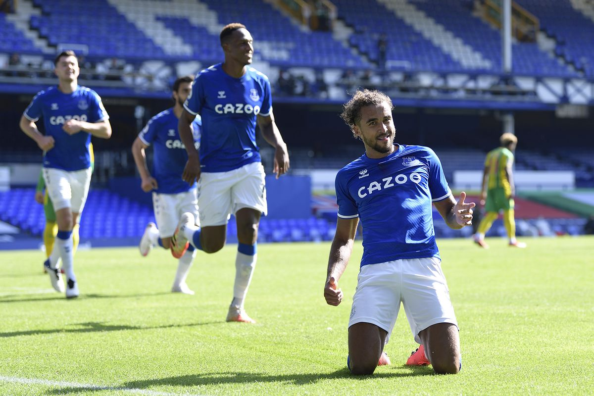 Everton 5 2 West Brom Instant Reaction Thorough Royal Blue Mersey