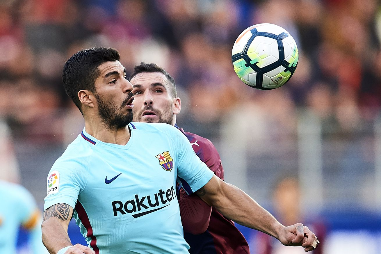 Eibar 0-2 Barça: Player Ratings