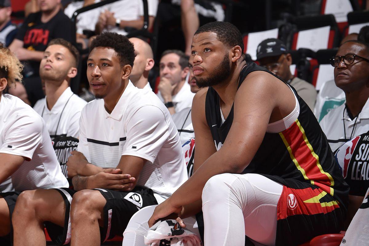 2019 Las Vegas Summer League - Atlanta Hawks v Milwaukee Bucks