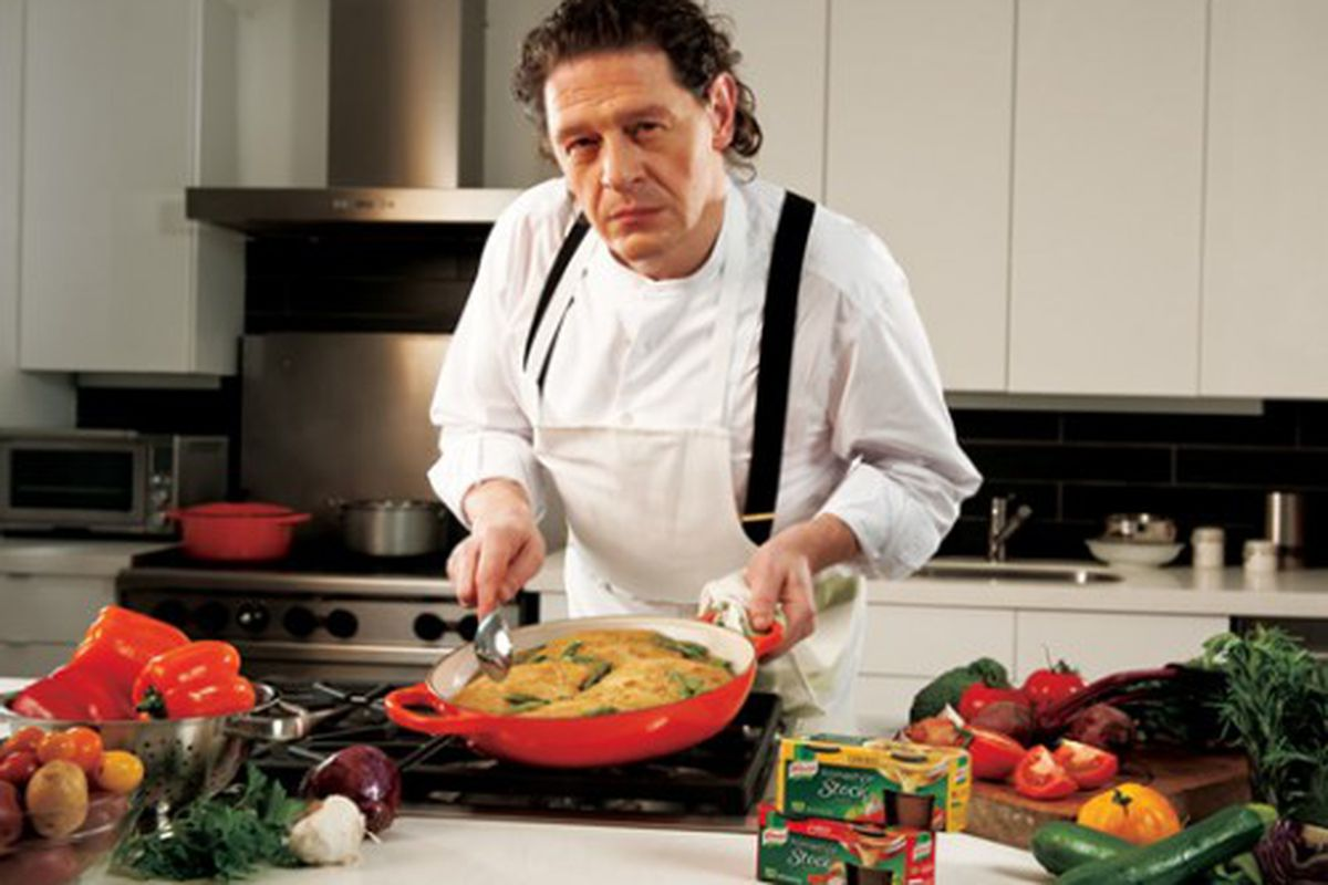 Image result for knorr europe a men cook
