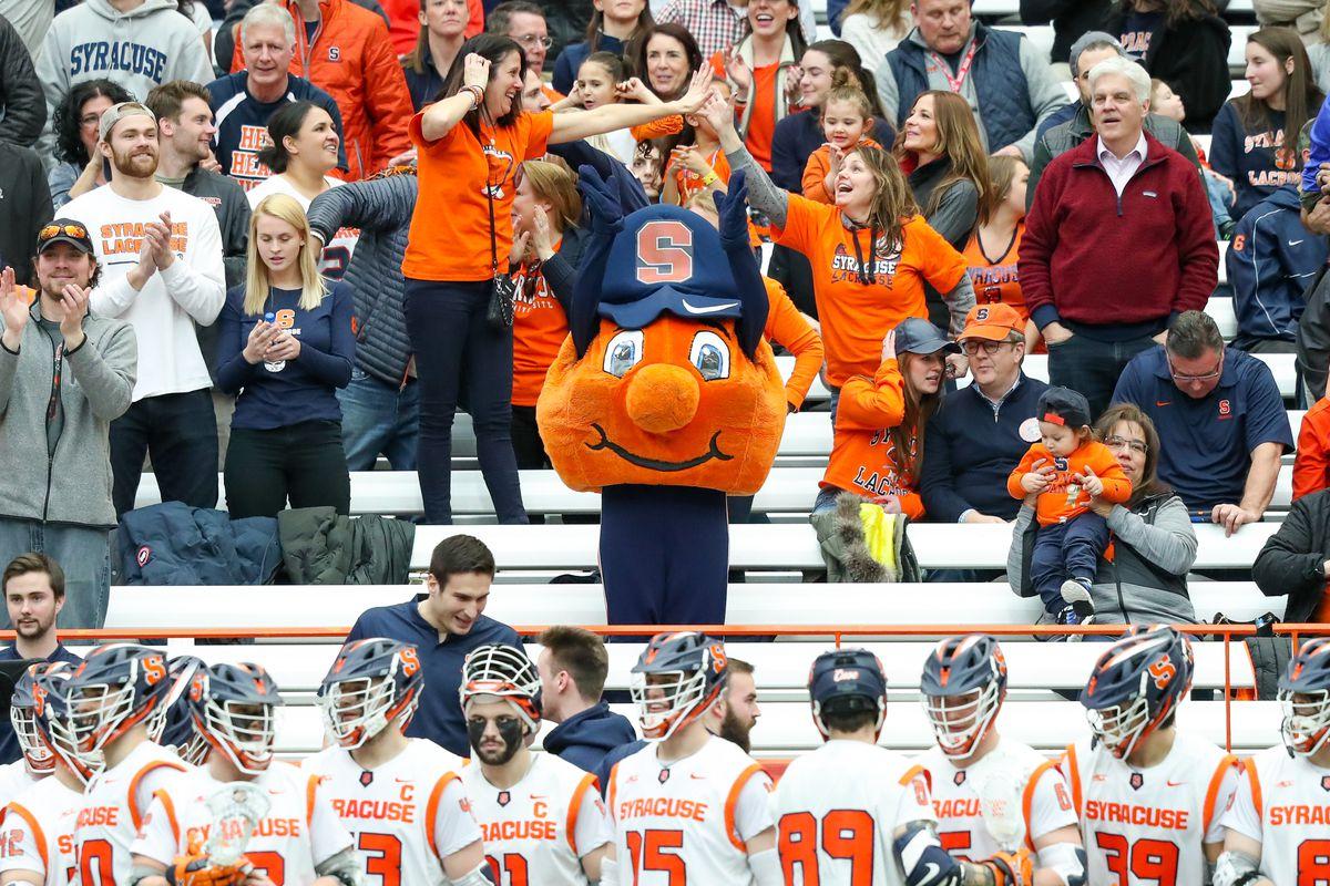 Johns Hopkins v Syracuse