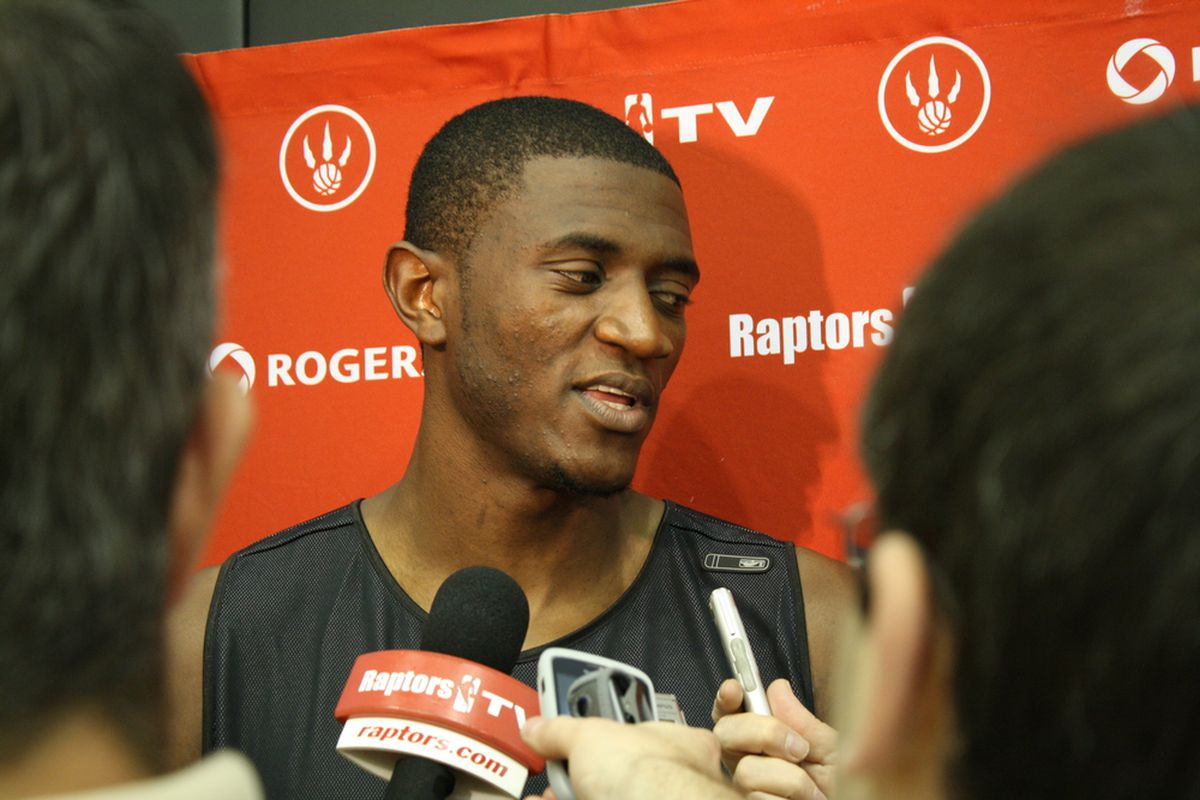 Could Alabi be the player the Raptors are targetting if they grab a second draft pick?