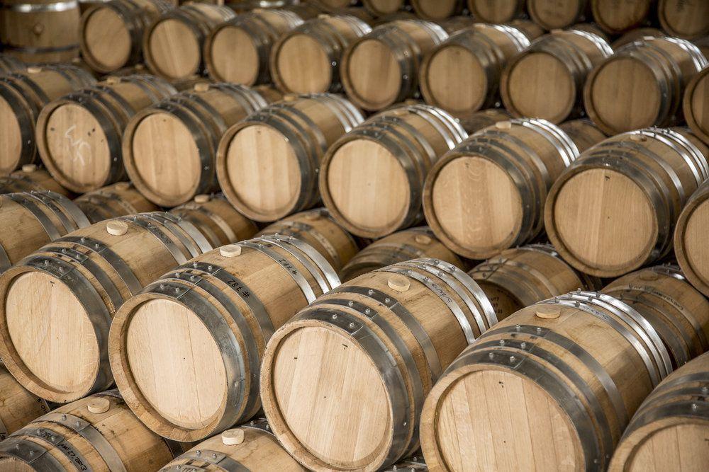 Rolls of barrels