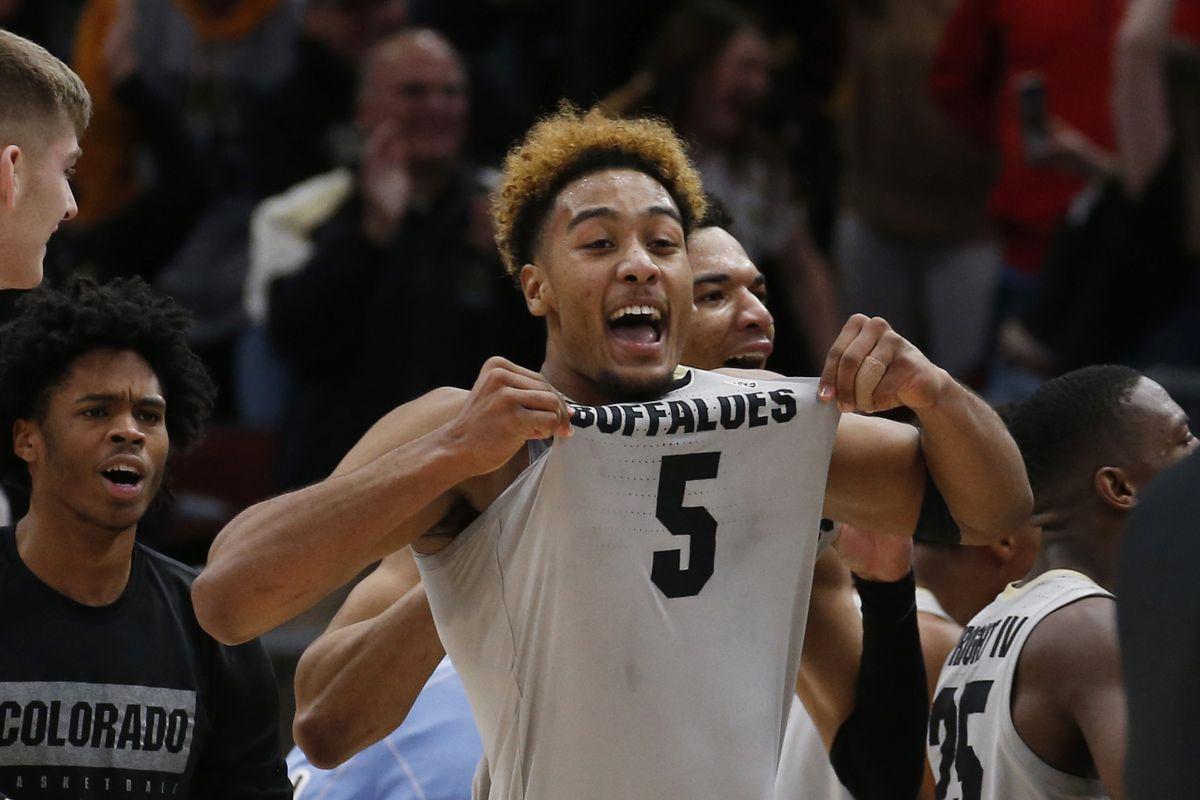 NCAA Basketball: Dayton at Colorado