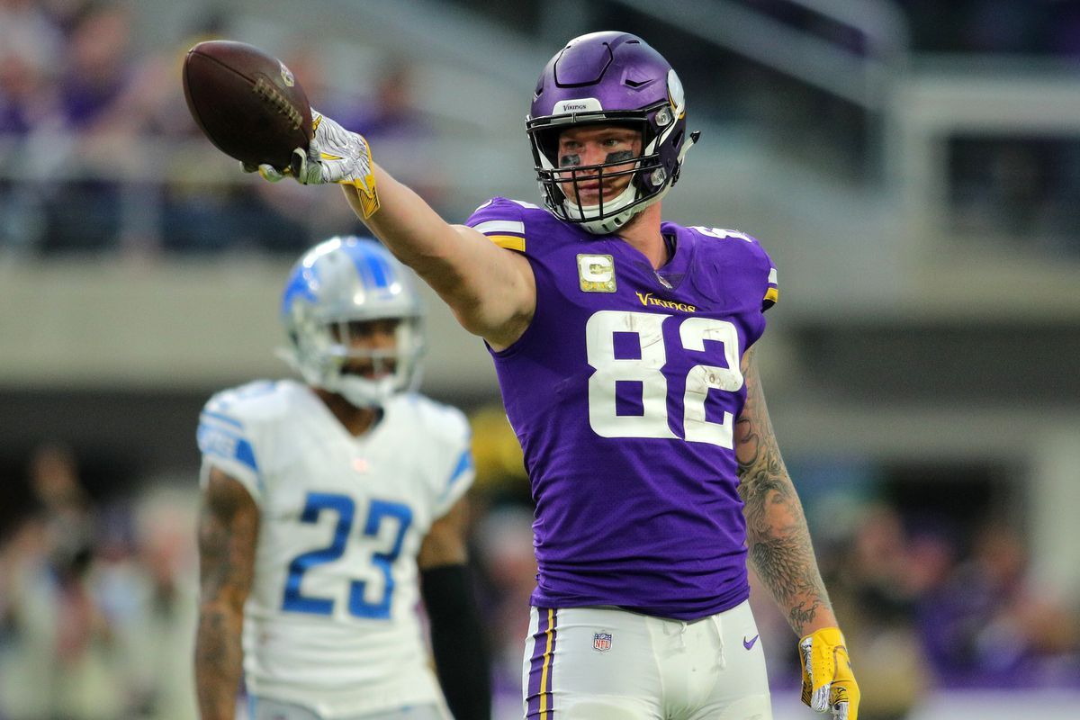 new arrival ebc58 f7ced For Patriots, Kyle Rudolph could turn into this year's Jason ...
