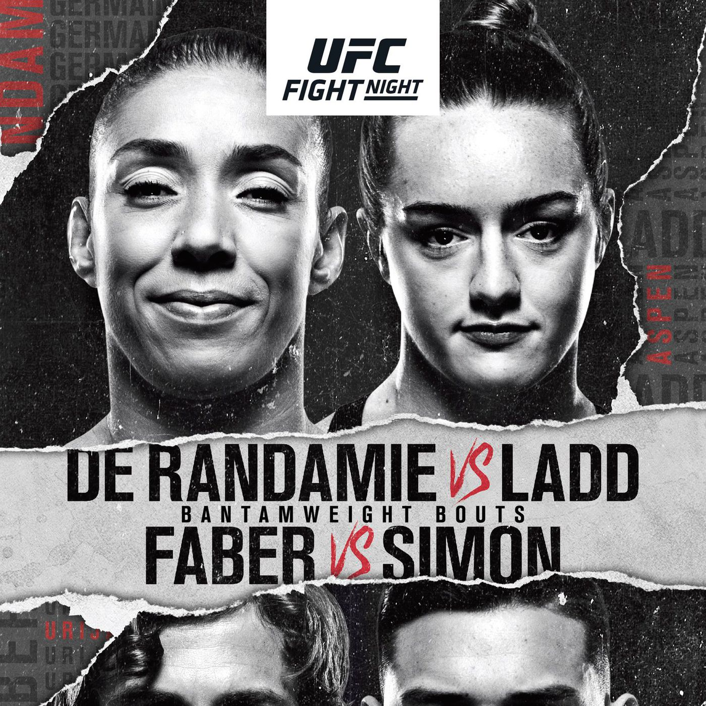 UFC Fight Night: de Randamie vs. Ladd