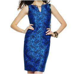 "<b>C. Wonder</b> Soutache Embellished Sheath Dress in Sterling Combo, <a href=""http://www.cwonder.com/Categories/Clothing/Dresses-%26-Skirts/Soutache-Embellished-Sheath-Dress/product/CWW-H13-WD170.html"">$178</a>"