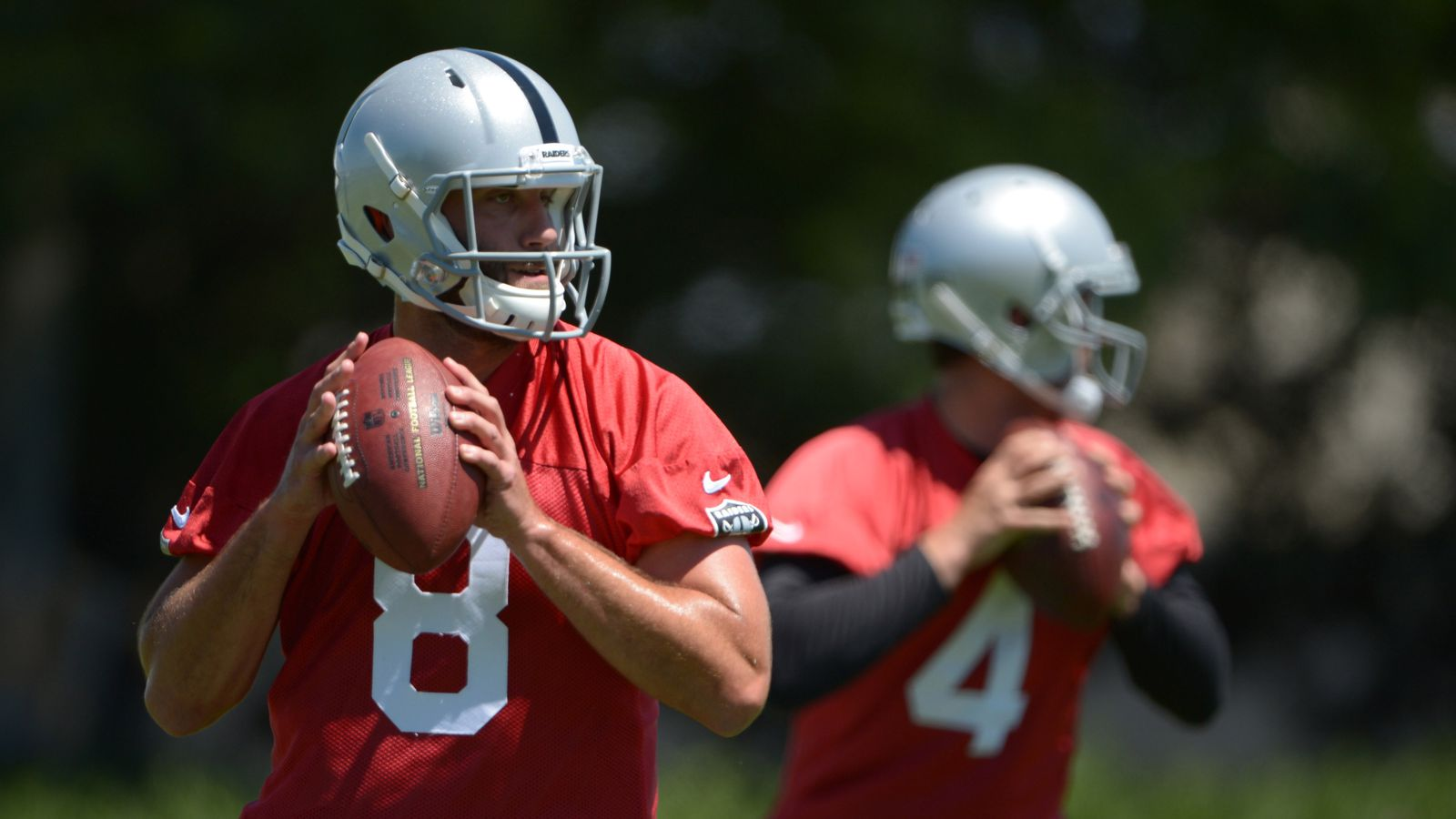 Schaub, Carr and McGloin: Who's your starter?