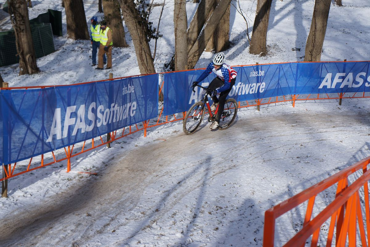Will snowy conditions preside in the final two weeks of the cyclocross season - and will new winners come to the fore?