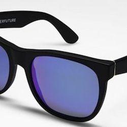 "<strong>Super by Retrosuperfuture</strong> Oversized Plastic Wayfarer Sunglasses in Black, <a href=""http://www.saksfifthavenue.com/main/ProductDetail.jsp?FOLDER%3C%3Efolder_id=2534374306418210&PRODUCT%3C%3Eprd_id=845524446586252&R=8034063311669&P_name=Sup"