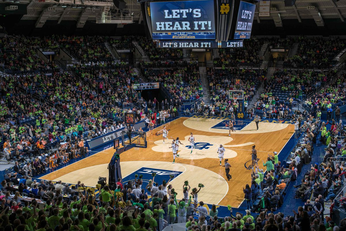 The Plans for New Notre Dame Basketball Facilities ...