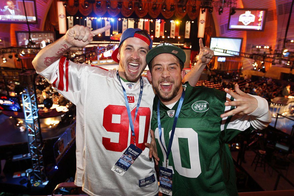 Two dudes who wish they were Matt Ufford and Brad Wells. US PRESSWIRE