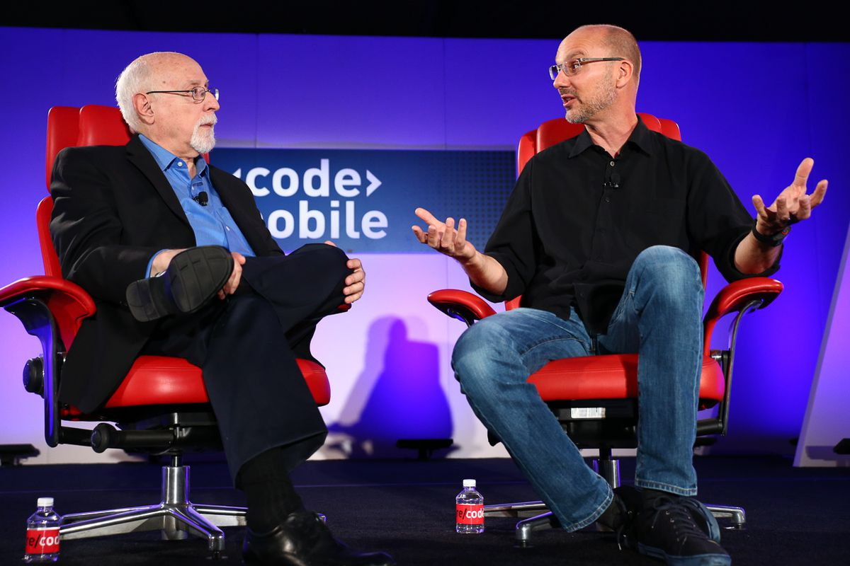 Andy Rubin, 'Father' of Android, on China, AI and the Next Wave of Computing (Full Video)