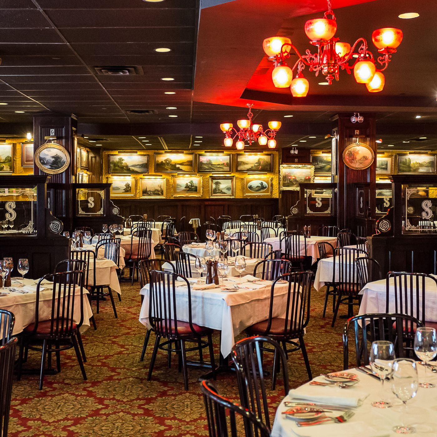 Sparks Steak House May Shutter