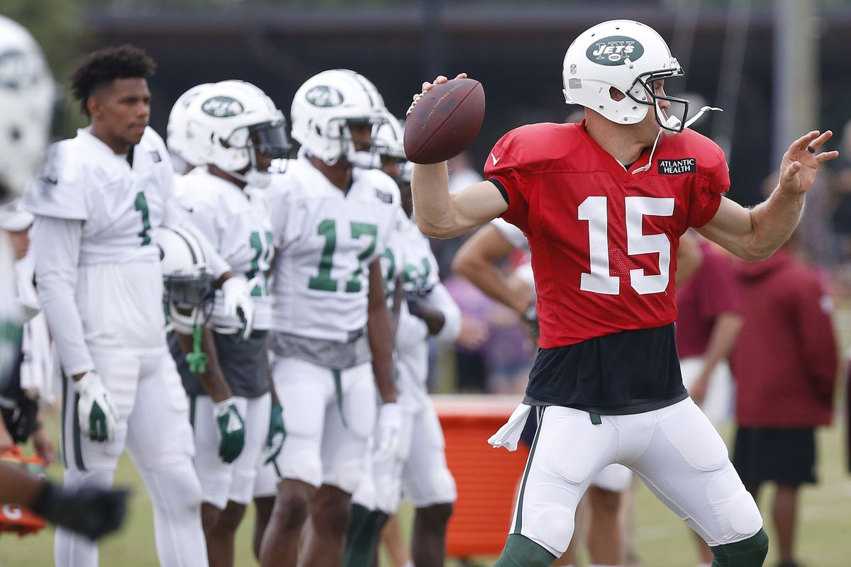 94b2d64e5 Jets training camp news and live updates 8/22 - Gang Green Nation