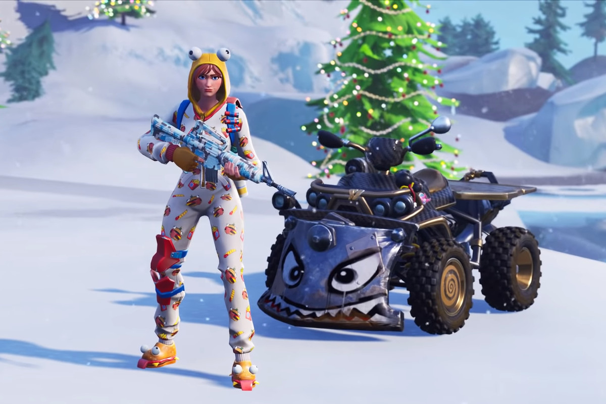Fortnite Chapter 2s First Season Extended Into Early
