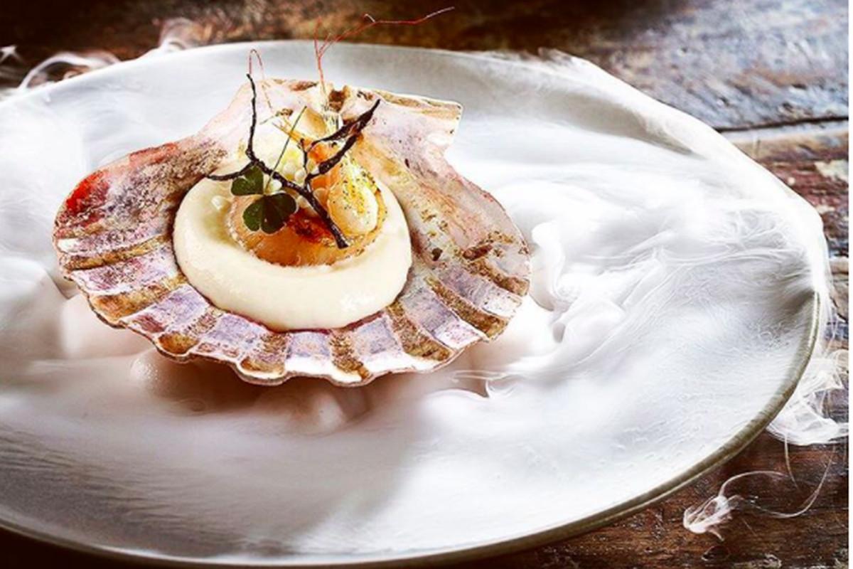 Indian molecular gastronomy restaurant eyes east village opening eater ny - Molecular gastronomy cuisine ...