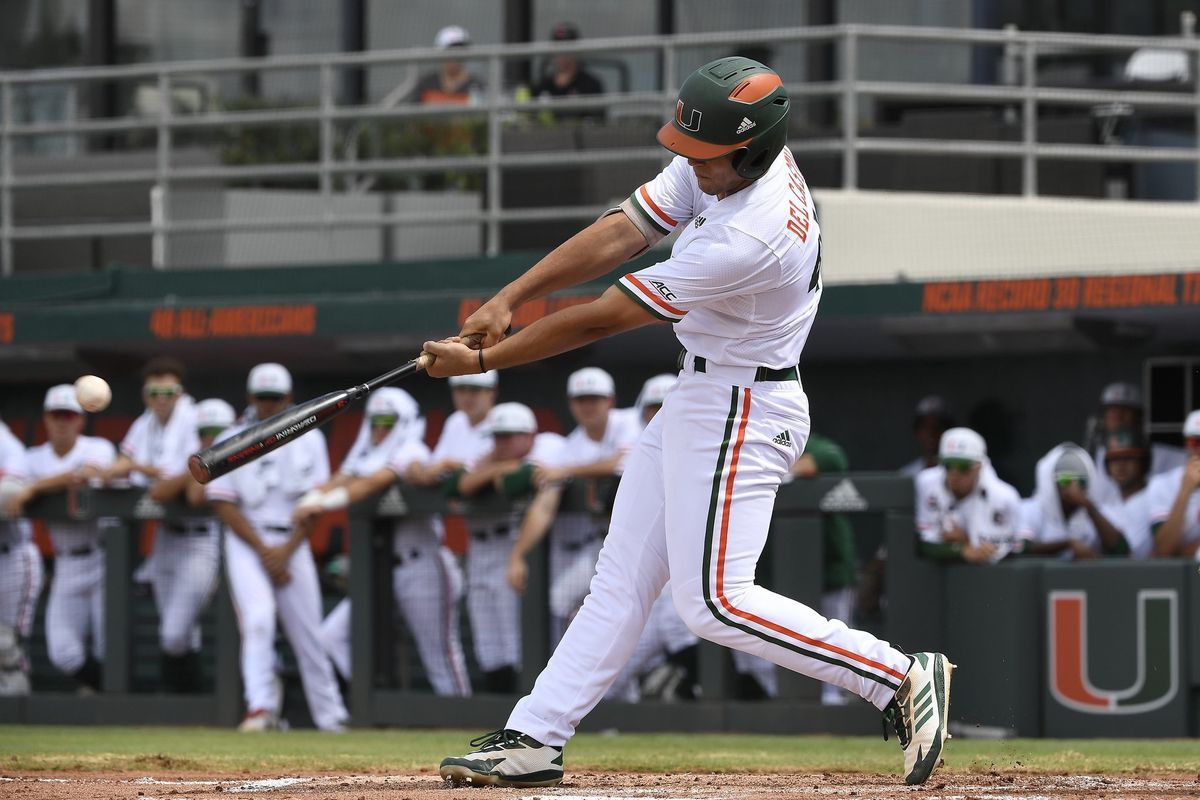 No.21 Miami 13, Bethune-Cookman 5: 'Canes Get Important Sweep
