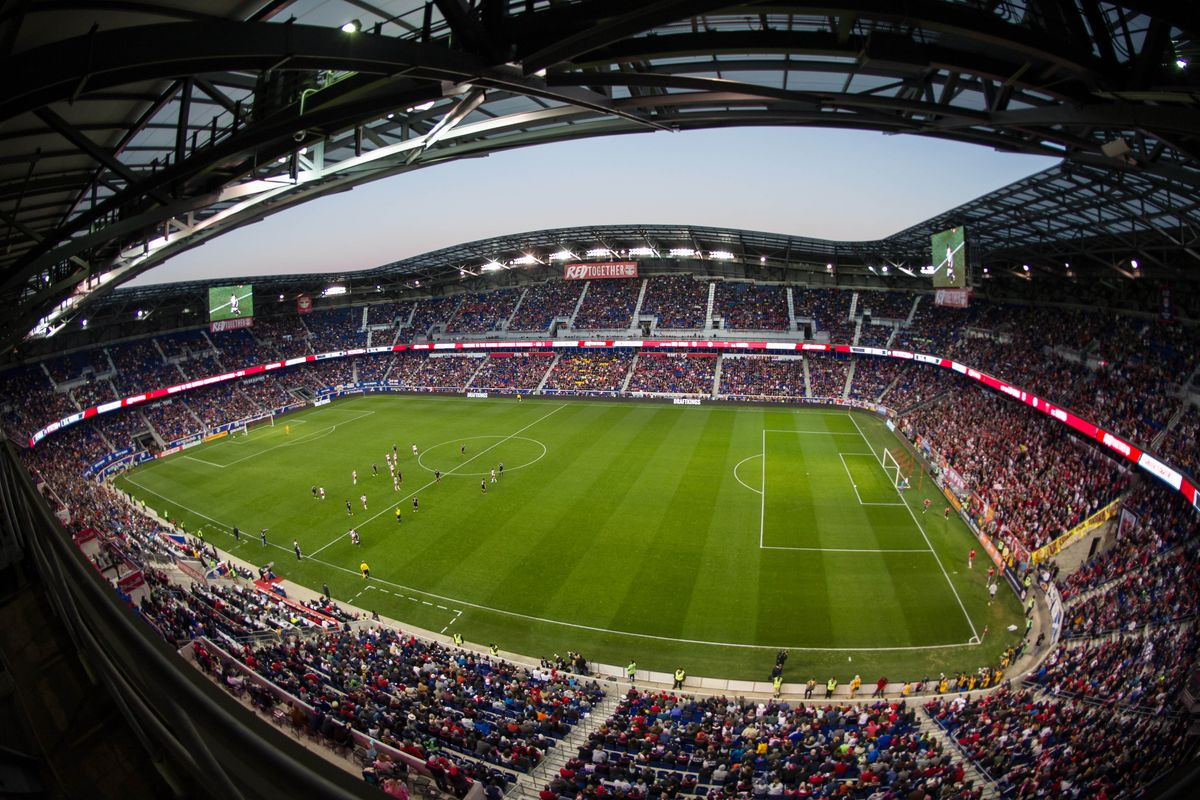Red Bull Arena for a second USL Season