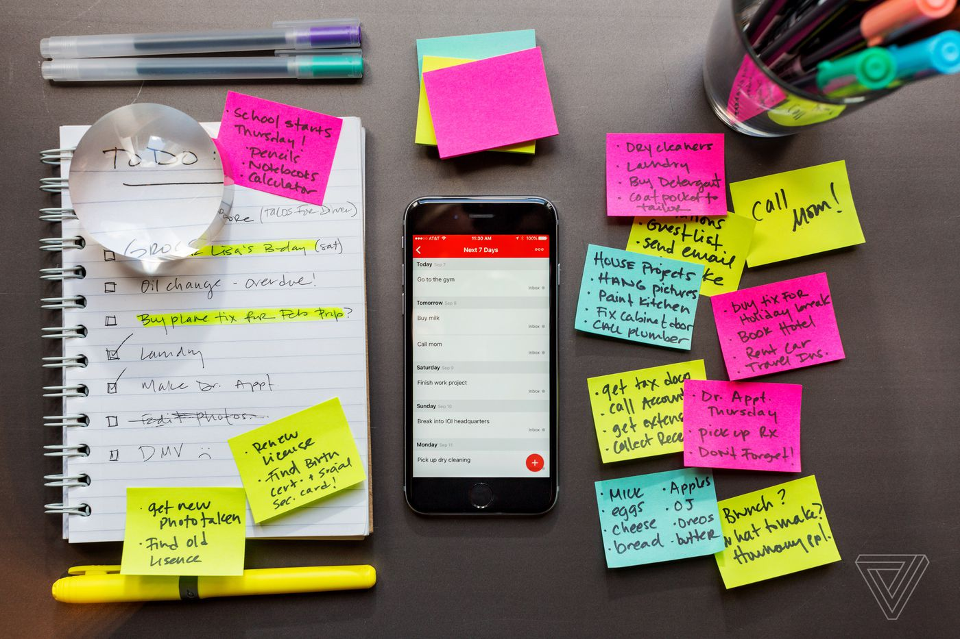 The best to-do list app right now (2017) - The Verge