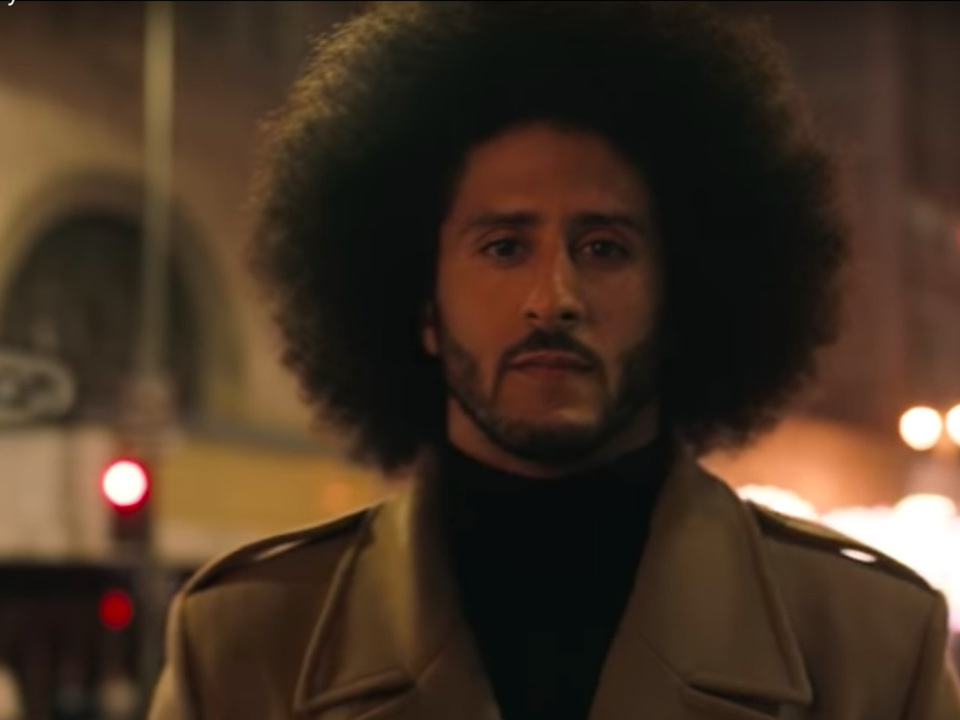 Reciclar tinta Chimenea  Colin Kaepernick's Nike ad raised his profile, but diluted his ...