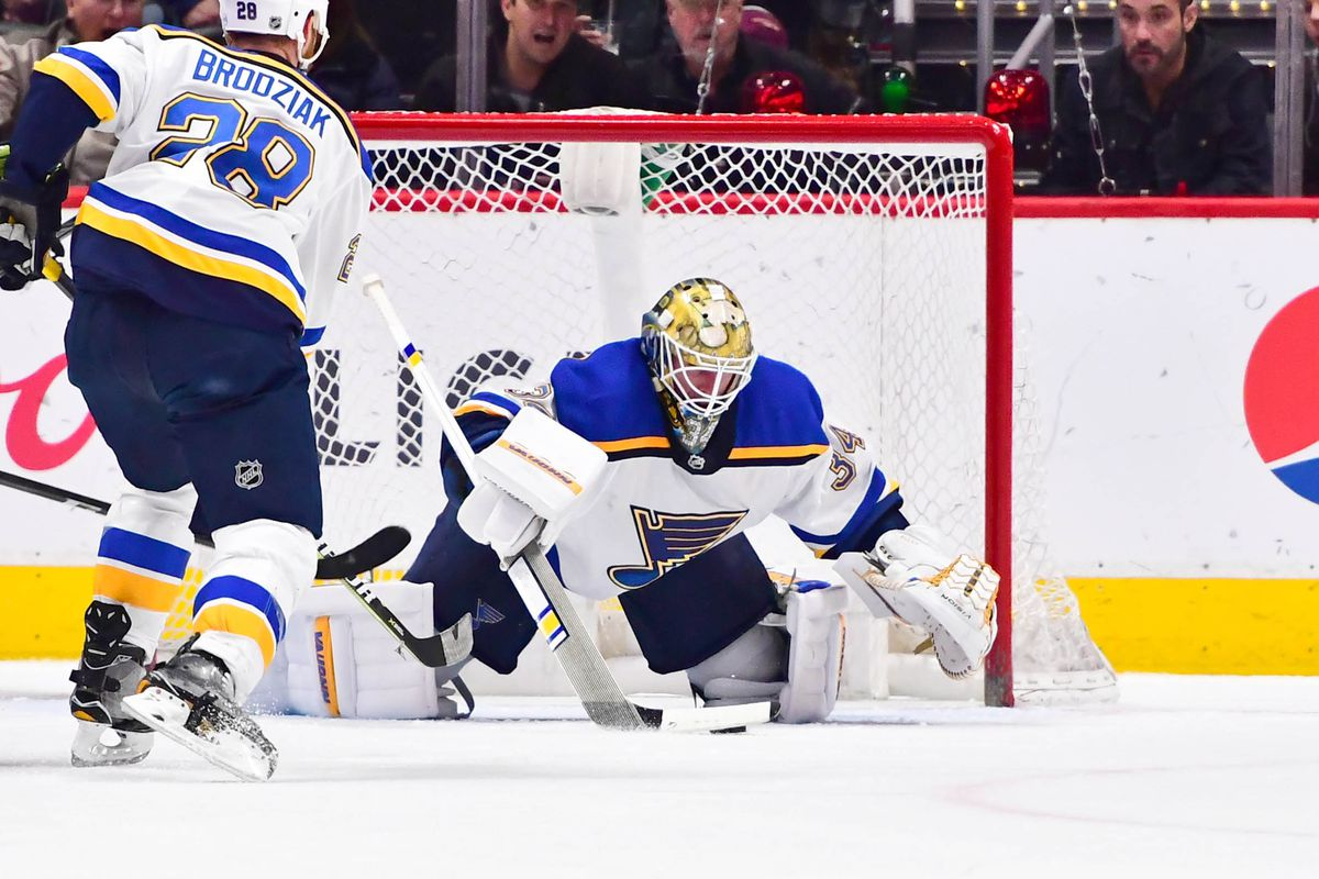 0b8d3680e1c The 2017-2018 St. Louis Blues season post-mortem - St. Louis Game Time